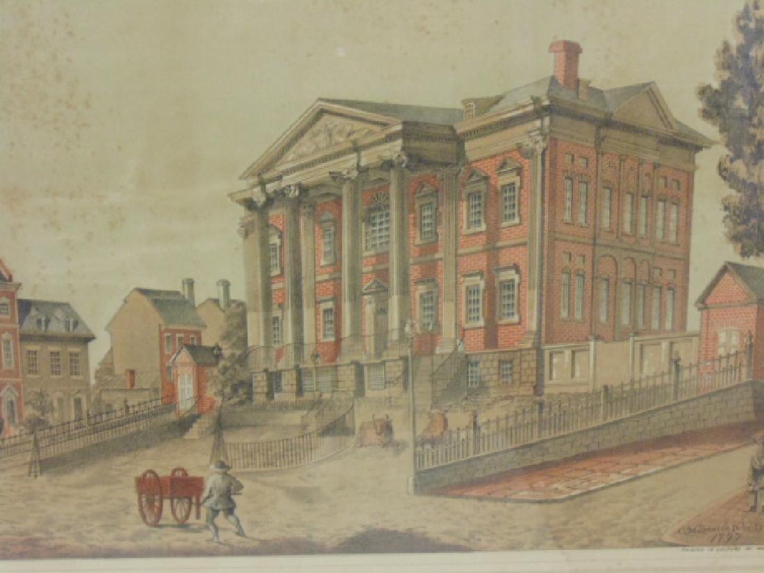 Lot lithos, photos & engravings, Columbia Expo, Capitol - 10