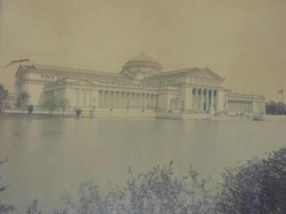 Lot lithos, photos & engravings, Columbia Expo, Capitol - 6