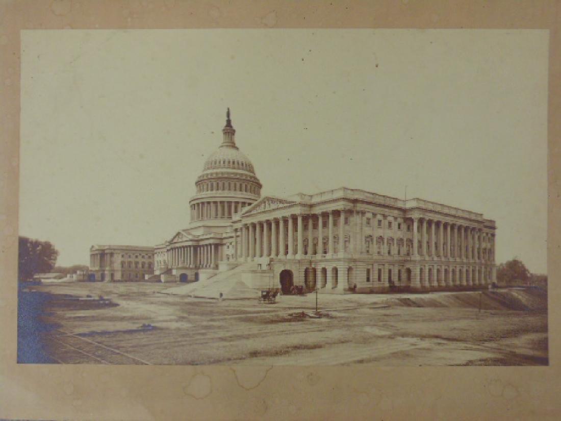 Lot lithos, photos & engravings, Columbia Expo, Capitol - 7