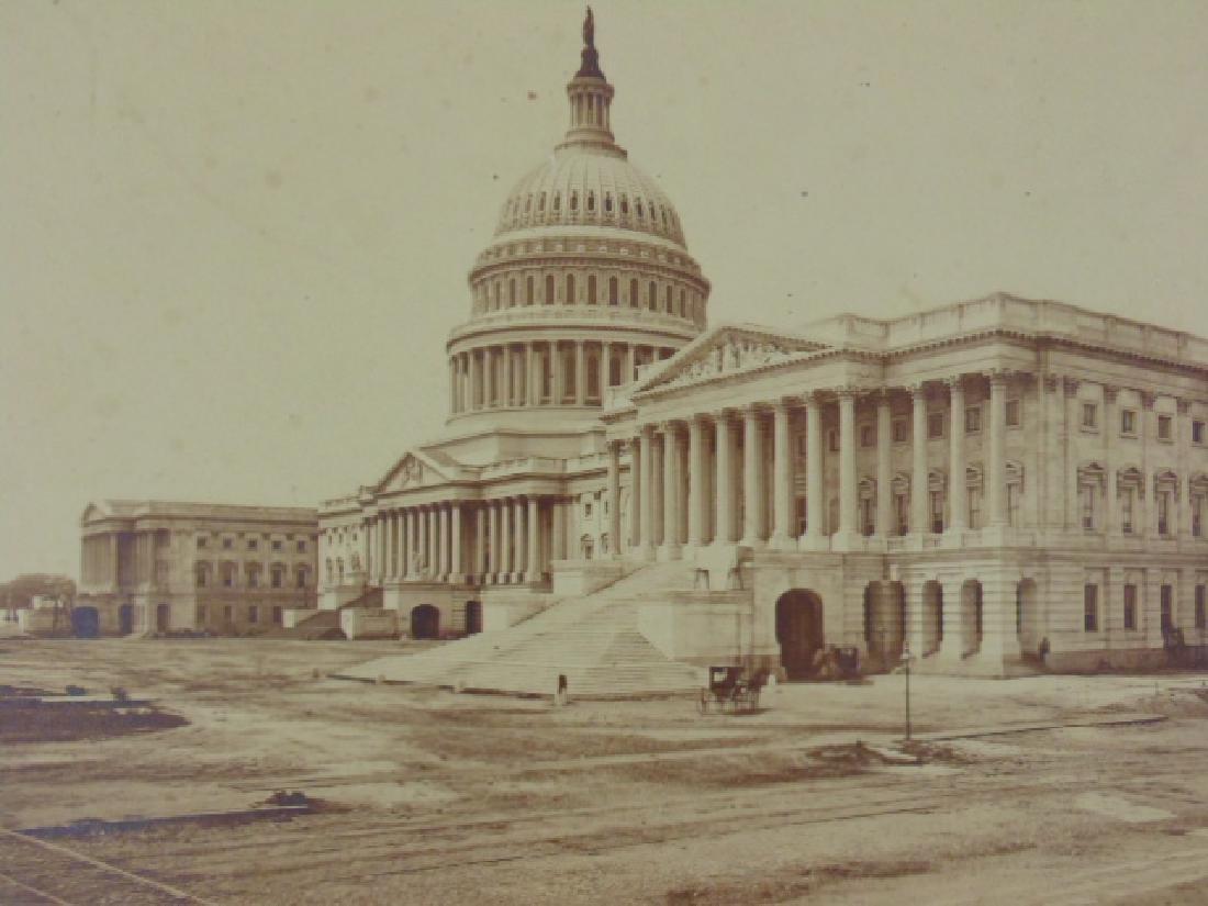 Lot lithos, photos & engravings, Columbia Expo, Capitol - 8