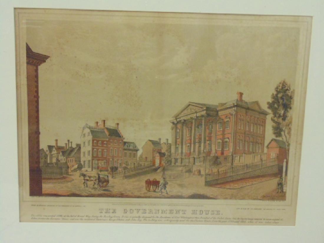 Lot lithos, photos & engravings, Columbia Expo, Capitol - 9