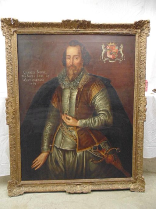 "Painting, ""Charles Neville, 6th Earl of Westmorland - Jan 01, 2019 ..."