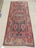 Persian scatter rug 96 by 4