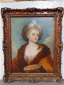 Painting, portrait, Élisabeth Louise Vigée Le Brun, oil