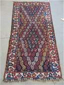 Caucasian carpet 81 by 43