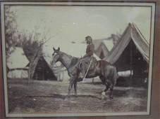"Alexander Gardner photograph, ""Lt. Colonel Charles B."