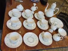 Rosenthal Studio Line porcelain tea set with plates