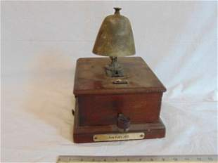 "Telegram send & receive apparatus, ""Saltley JCT"", with"