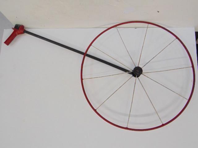 Survey distance measuring wheel, Veeder Root Hartford