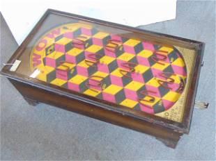 Wow Pinball Machine, Mills Novelty co. 5c. 1930-32,