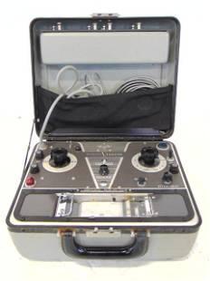 Ekg Machine, Portable, Sanborn Visette, Medical- As