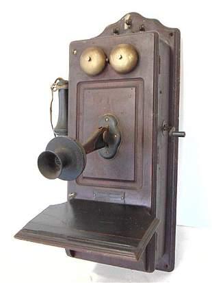 Wall Phone, Kellogg Switchboard and Supply Company,