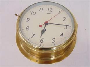 Smiths Astral British Ships Clock, SN 15618, Running,