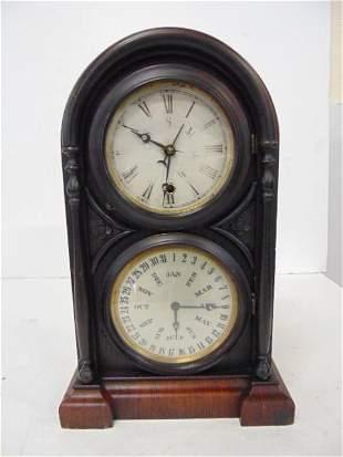 Welch, Italian #1 Calendar Clock, Time, Day Of Week,