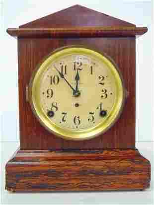 "Seth Thomas, Adamantine Mantle Clock, ""Dana # 4"" c."