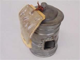 U.S. Original Patent Model, Oct 20 1863, Heaters, A.