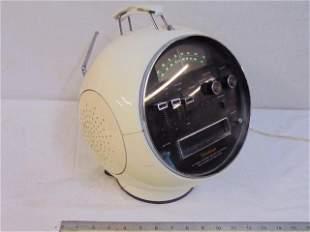 "Weltron ""Ball"" stereo, 8 track stereo AM/FM Multiplex"