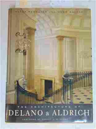 """Book, Architecture, """"The Architecture Of Delano &"""