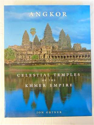 """Book, Temple's & Architecture in Khmer Empire, """"Angkor"""
