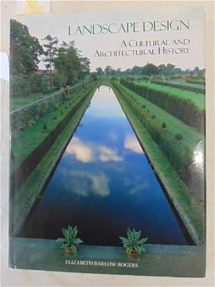 "Book, Architecture & Landscape, ""Landscape Design a"