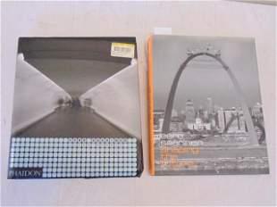 """2 Books, Architecture Eero Saarinen including: """"Eero"""