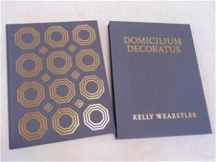 "Book, Interior Design, ""Domicilium Decoratus"" by Kelly"