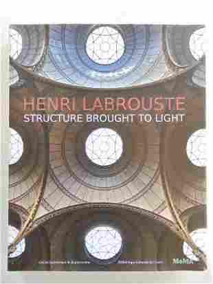 """Book, Architect Henri Labrouste: """"Henri Labrouste:"""