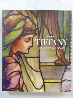 "Book, Architect Louis C. Tiffany: ""Louis C. Tiffany and"