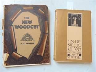 "2 Books, Culture & Art including: ""Fin-De-Siecle Vienna"