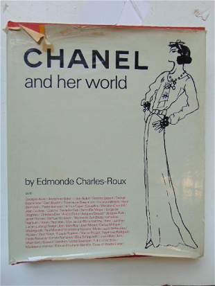 """Book, Fashion & Chanel: """"Chanel and Her World"""" by"""