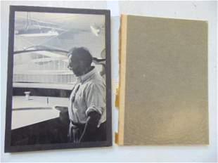 "Book, Architect Saarinen: ""Eero Saarinen On His Work"""