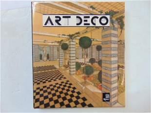 "Book, Art Deco: ""Art Deco"" by Jean-Paul Bouillon (1989)"