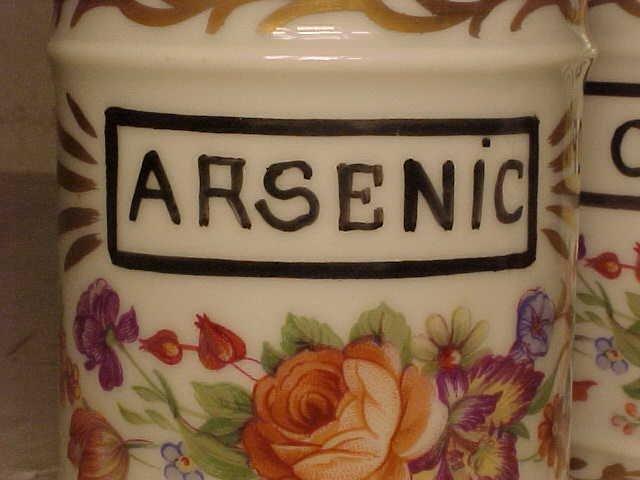 127: Opium, Cocaine & Arsenic apothecary jars - 4