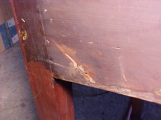 115: Period inlaid Hepplewhite sideboard - 10