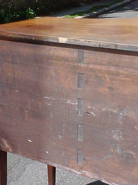 115: Period inlaid Hepplewhite sideboard - 5