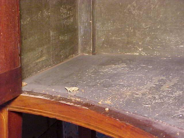 115: Period inlaid Hepplewhite sideboard - 6