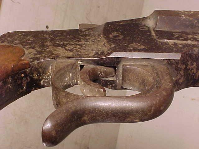 149: WWI German Hebel flare pistol, model M1894 - 9