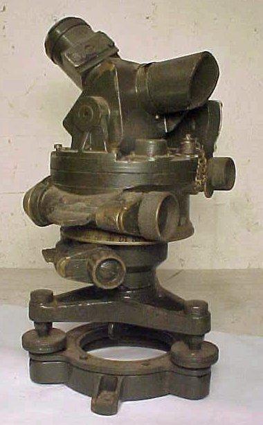 12: Director #7C, 1944 optical sighting scope