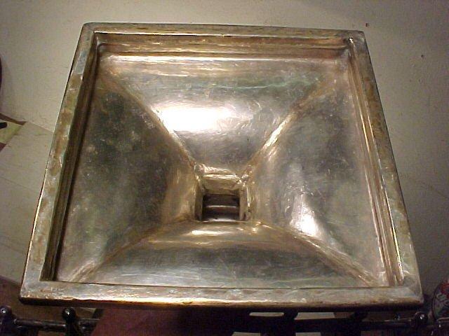 117: Silver Menorah - 9