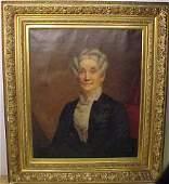 O/C, portrait, sgd. N. B. Kittell, in Th. Wilmurt frame