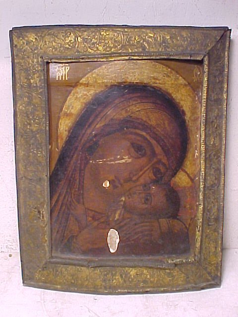 Icon, Mother of God of Korsun