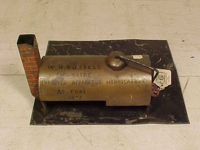 "Patent, ""Impr. apparatus hydrocarbon as fuel"""