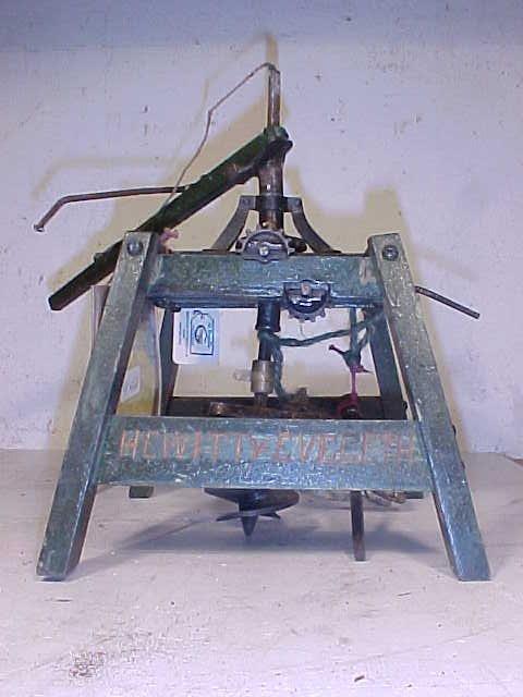 "Patent, ""Well boring apparatus"""