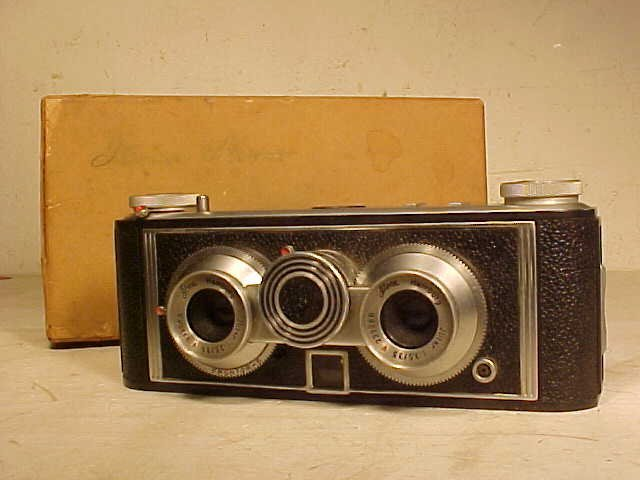 Jloca stereo camera in original box