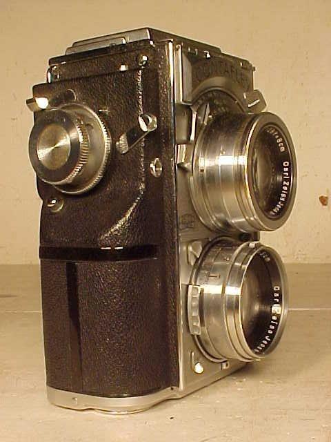 Zeiss Ikon Conta Flex camera