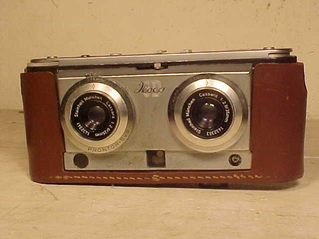 "Jloca stereo camera, ""rapid stereo"""