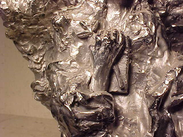 "Sculpture, ""Peace Angel"", 26/50, by Lin Evola - 8"