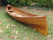 Adirondack guide boat by Steve Kaulback