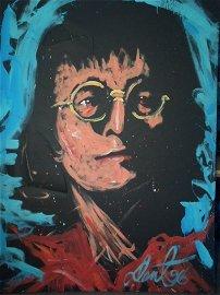 Denny Dent O/paper,John Lennon,1996