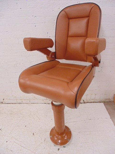 Yacht bridge chair, Wolf of Wall St. yacht set